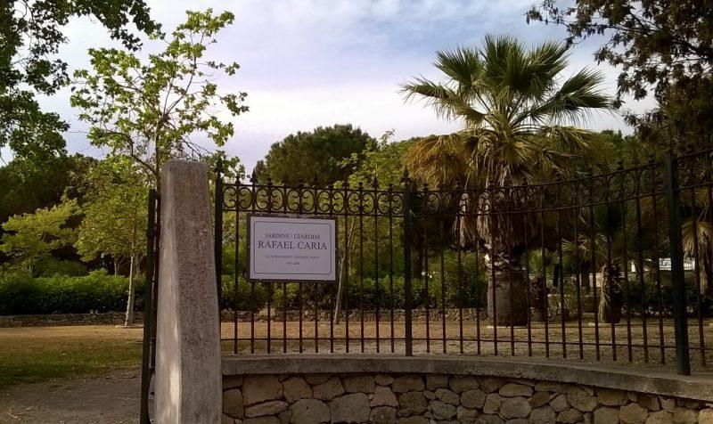 Parco Rafael Caria Alghero TotAlguer|