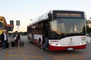 autobus aeroporto2 Alghero Totalguer