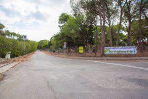 Strada Bombarde Lazzaretto Alghero TotAlguer