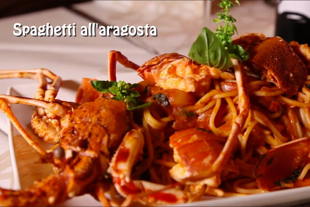 Spaghetti-all'Aragosta