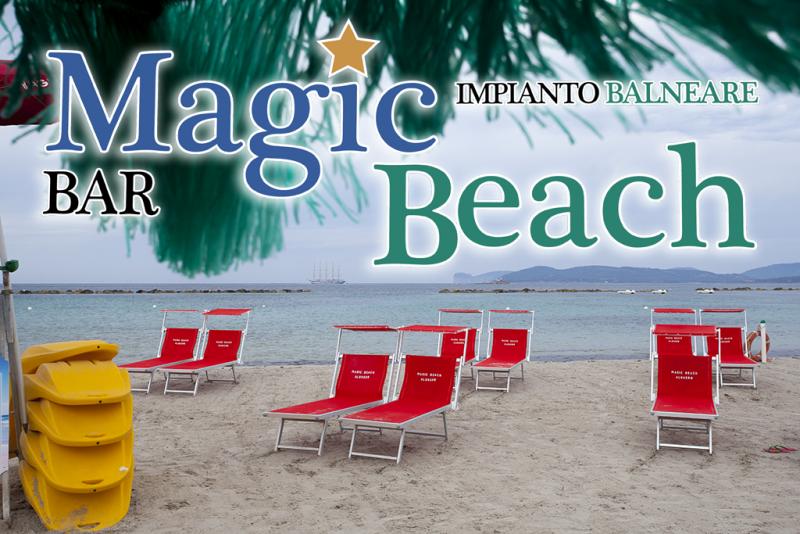 Magic Beach Alghero TotAlguer