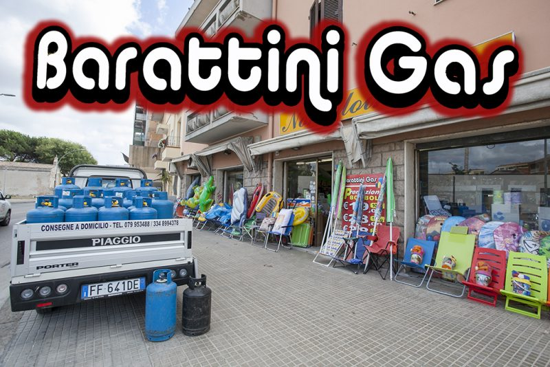Barattini Gas Alghero Totalguer