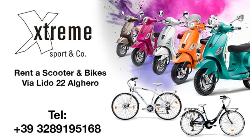 Extreme Scooter and Bikes Sport & Co Alghero Totalguer