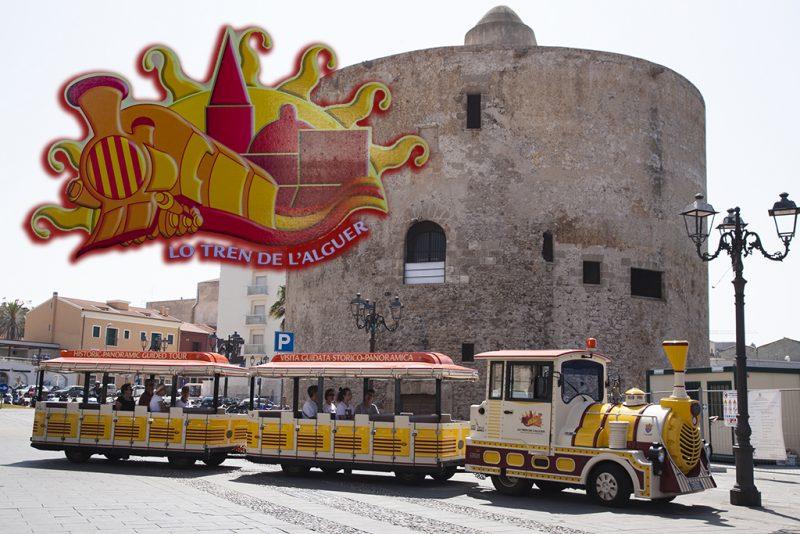 Lo Tren de l'Alguer Alghero Totalguer
