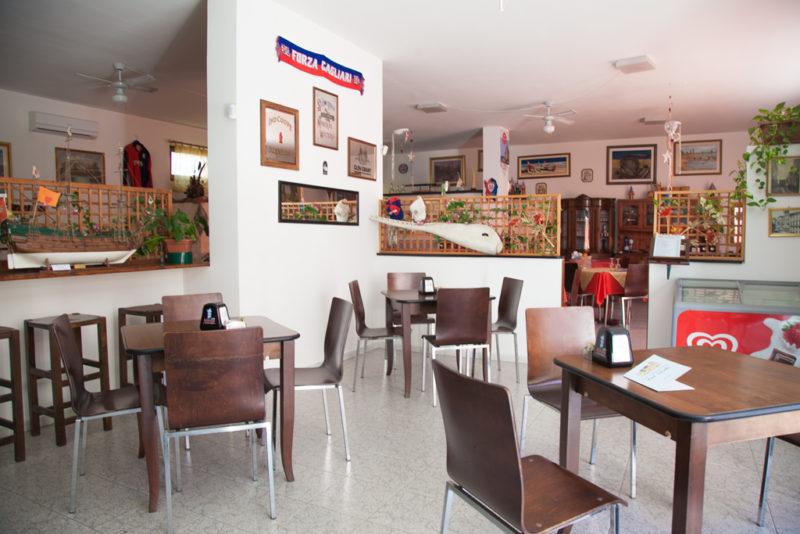 Trattoria Bar Del Vicolo Alghero TotAlguer